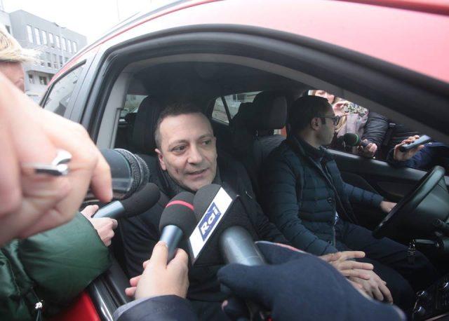 L'avvocato Gianluca Reitano