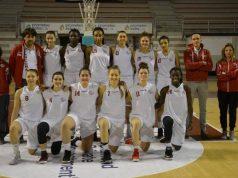 Il Basket Girls Ancona 2017-2018