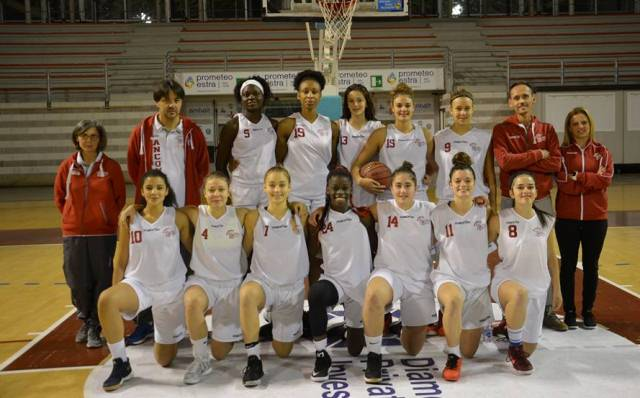 Basket Girls Stagione 2017-2018