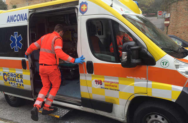 Dal soccorso ai lavoratori del porto a punto di riferimento per Ancona: i 120 anni della Croce Gialla