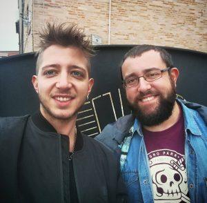 Alessandro Giambartolomei e Paolo Strologo