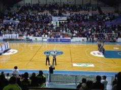 Oltre duemila spettatori al PalaGuerrieri per il derby tra Fabriano e Recanati
