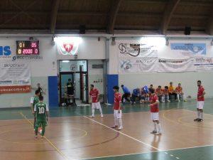 Fasi di gioco Corinaldo - Cus Ancona