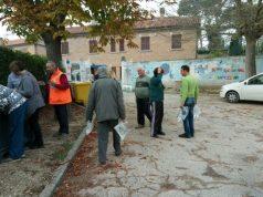 Il rifornimento di acqua potabile da parte di Multiservizi alla popolazione di Scapezzano