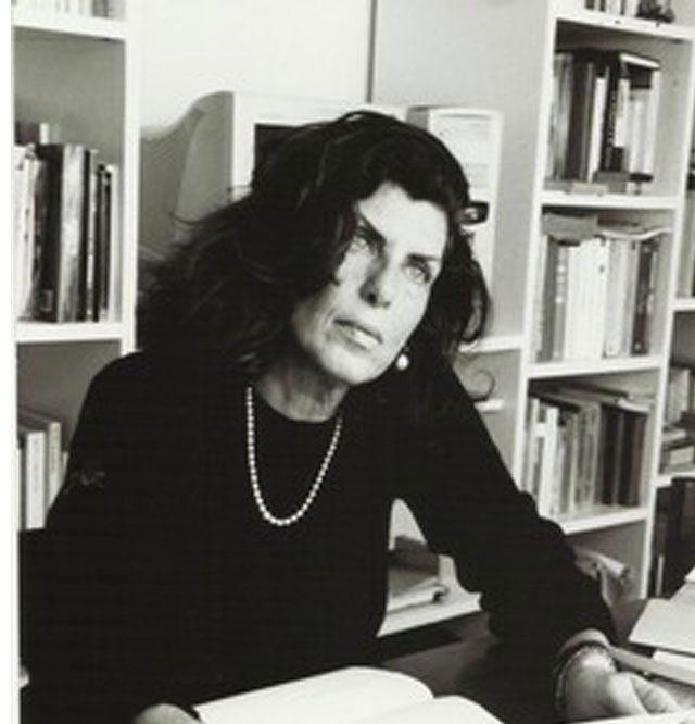 La scrittrice Iride Carucci