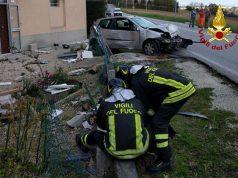 Rilievi e soccorsi a Montemarciano per un incidente stradale