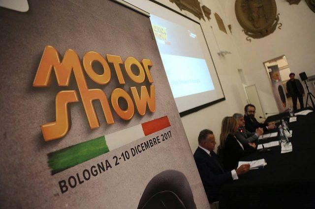 Il MotorShow di Bologna dal 2 al 10 Dicembre
