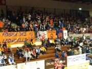 La curva di Jesi nel derby contro Montegranaro