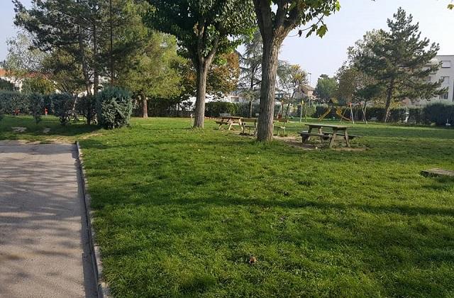 Il parco di Osimo Stazione