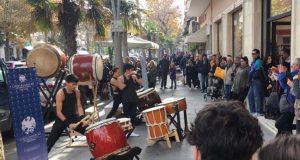 "Un'esibizione a ""Souvenir d'Oriente"""