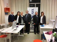 Inaugurato il primo atelier creativo nella scuola primaria a Cesano di Senigallia