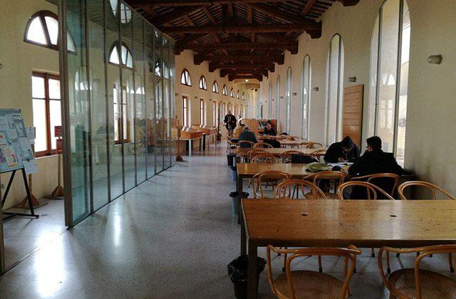 La biblioteca comunale Antonelliana di Senigallia: emeroteca