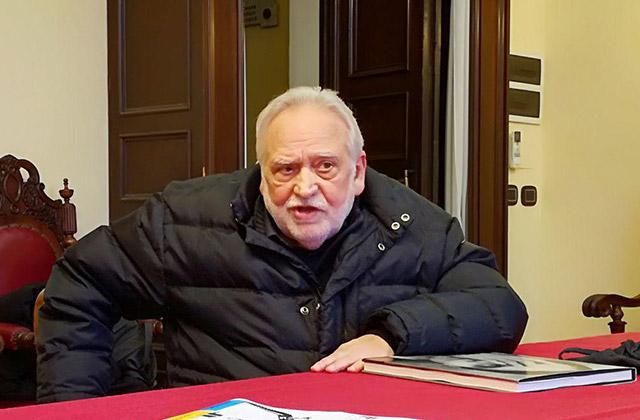 Carlo Emanuele Bugatti, una vita per l'arte e per il territorio