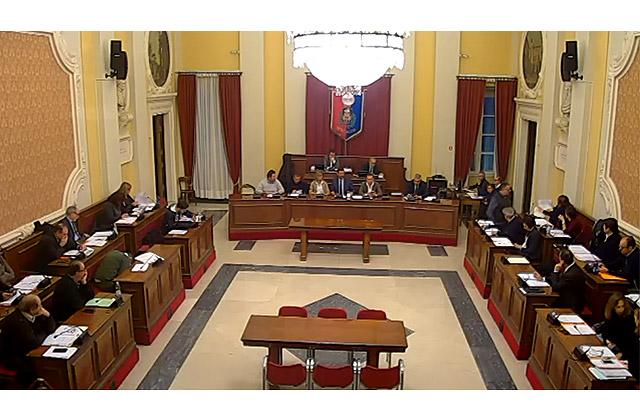 La seduta del consiglio comunale di Senigallia del 30 novembre 2017