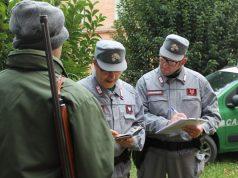 I controlli dei Carabinieri forestali