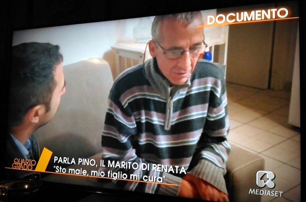 Giuseppe Santoleri intervistato da Quarto Grado