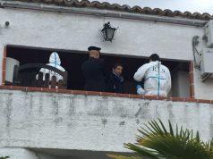 I ris in azione nell'abitazione di Giulianova