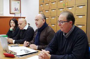I rappresentanti di Energie per l'Italia, Fratelli d'Italia e Lega Nord Senigallia