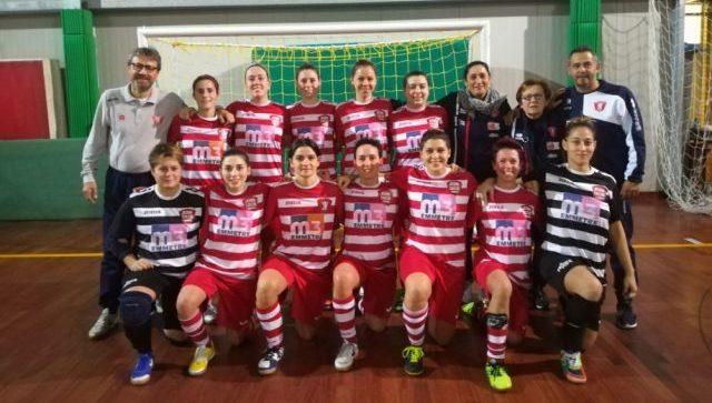 Le ragazze della Jesina Futsal femminile