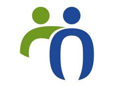 """Il logo del progetto """"Non più soli"""" per il sostegno gratuito ai familiari dei malati di Alzheimer"""