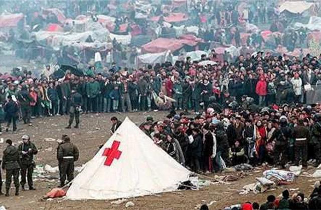 Il fenomeno migratorio e l'impegno della Croce Rossa internazionale
