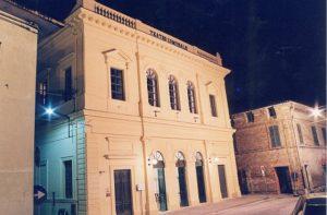 Il teatro Alfieri a Montemarciano