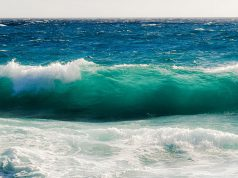 Vento, onde, mare mosso