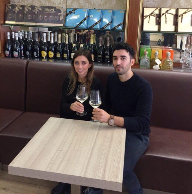 Stefano Baleani e Michela Gioia