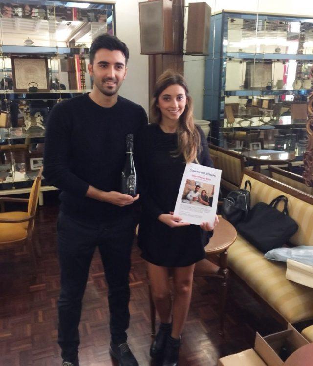 Stefano Baleani e Michela Gioia promotori di Partner Wine