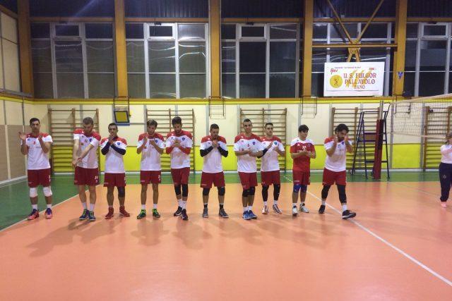 La prima squadra del Volley Jesi in serie D