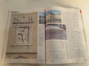 Le pagine dedicate a Federico II e a Jesi