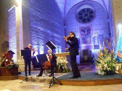 Il Trio Lennon all'Abbadia di Fiastra