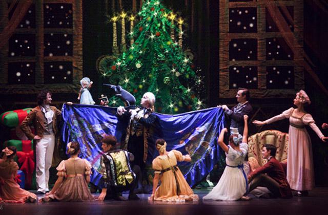 Lo Schiaccianoci proposto dal Balletto di San Pietroburgo
