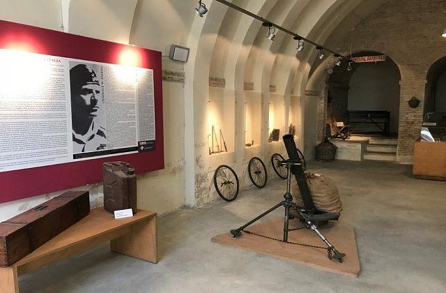 Il museo della Liberazione a Offagna