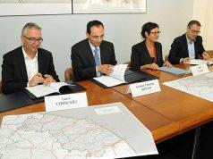 L'accordo siglato nel 2016: 800 km di strade provinciali sono state affidate in gestione dalla Regione Marche all'Anas