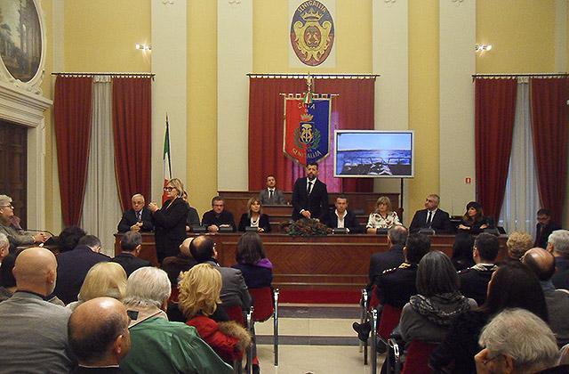 Il discorso di fine anno del sindaco di Senigallia