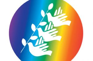 Il logo della Scuola di Pace V.Buccelletti di Senigallia