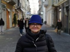 La scrittrice senigalliese Luciana Quattrini