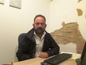 Marcos Lopez, responsabile del Gus