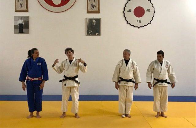 """Lucia Morico, dai tatami internazionali alla """"Difesa legittima sicura"""". Scacco all'aggressore in «poche mosse»"""