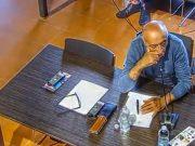 Olindo Stroppa in consiglio comunale