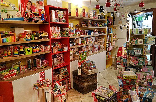 Peter pan la casa dei giochi per bambini in via for Giochi per bambini di un anno