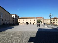 piazza del Duca a Senigallia