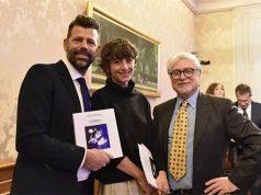 Presentazione a Roma del libro sull'alchimista Nino Migliori