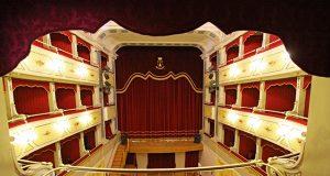 Il teatro C. Goldoni di Corinaldo