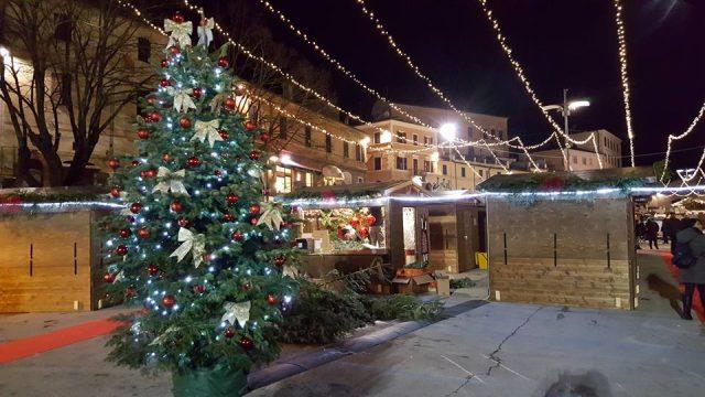 Il villaggio di Babbo Natale a Fabriano
