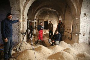 The zone il set cisterna romana jesi