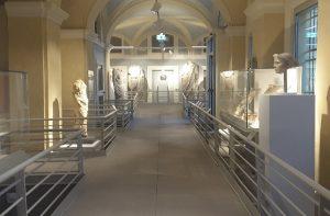 Il museo archeologico di Palazzo Pianetti