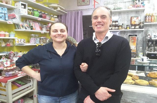 Claudia Lancioni e Massimo Gianangeli