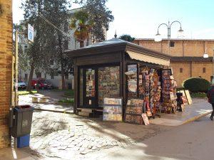 L'edicola di Piazza Pergolesi